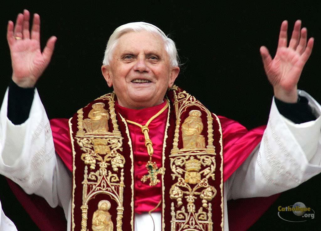 le retrait de Benoît XVI