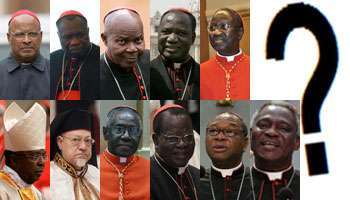 Un Pape Africain ?