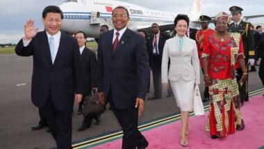 Xi Jinping célèbre l'amitié sincère entre la Chine et l'Afrique