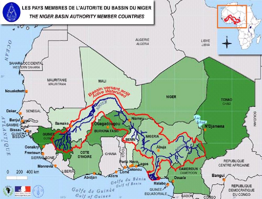Le Tchad abritera le prochain Sommet de l'Autorité du Bassin du Niger (ABN)