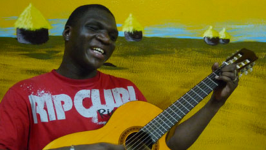 Béral Mbaïkoubou le non-voyant qui fait entrer le Tchad dans l'histoire