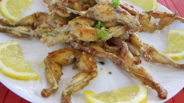 Les grenouilles d'Indonésie menacées par l'appétit des Français