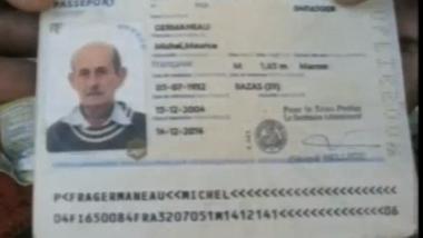 Tchad : Mort des terroristes, nouvelle preuve le passeport de Michel Germaneau otage français exécuté en 2010