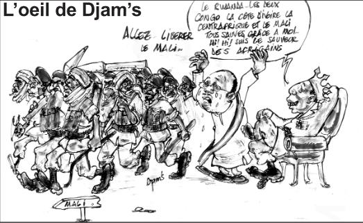 Mali, une aubaine pour le Prince du Tchad