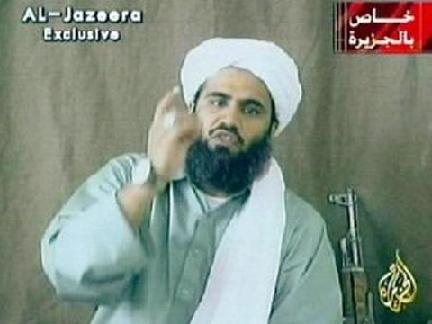 Le porte-parole d'Al-Qaïda capturé a déclaré un élu americain