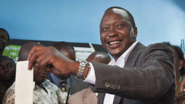 Kenya : Uhuru Kenyatta gagne les élections avec 98,2% des voix