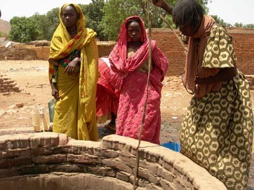 Tchad : On boit encore de l'eau du puits à N'Djaména