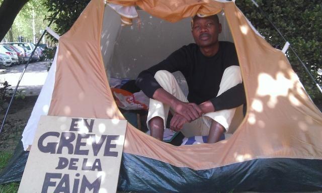 Tchad: Kaar Kaas Sonn arrêtes sa grève de faim