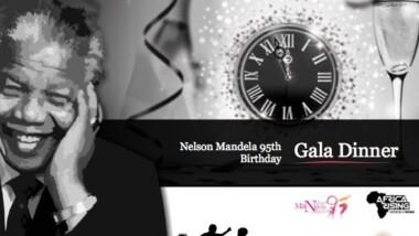 Un tchadien au chevet de Mandela
