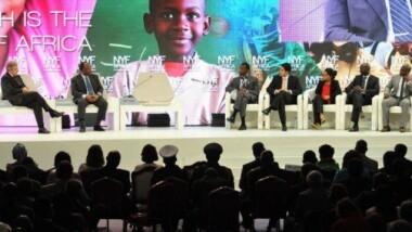 New York Forum Africa est une vitrine et le porte-voix d'Afrique, selon la première dame gabonaise