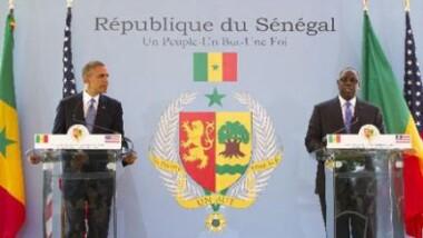 """Visite d'Obama au Sénégal: le président américain promet de """"reconduire et d'améliorer"""" l'AGOA"""