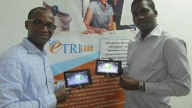 Smartphones et tablettes: le réseau « tropicalisé » de Vérone Mankou, auteur de la première tablette africaine