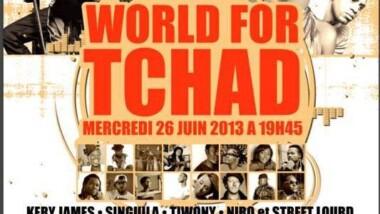 World for Tchad mobilise des artistes pour son projet de 208 puits