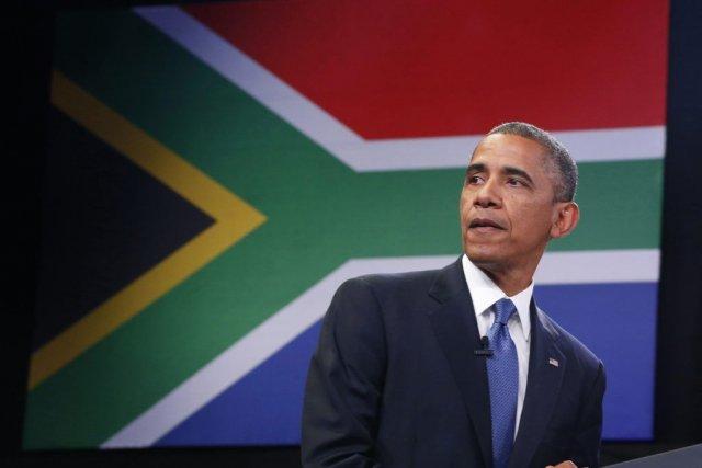 Obama appelle les jeunes africains à s'inspirer de Mandela