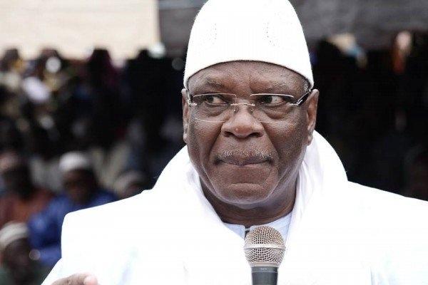 Crise au Mali : le président IBK arrêté par les mutins