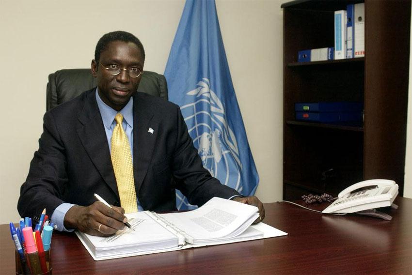 Ban nomme le Sénégalais Abdoulaye Mar Dieye directeur du bureau régional pour l'Afrique au PNUD