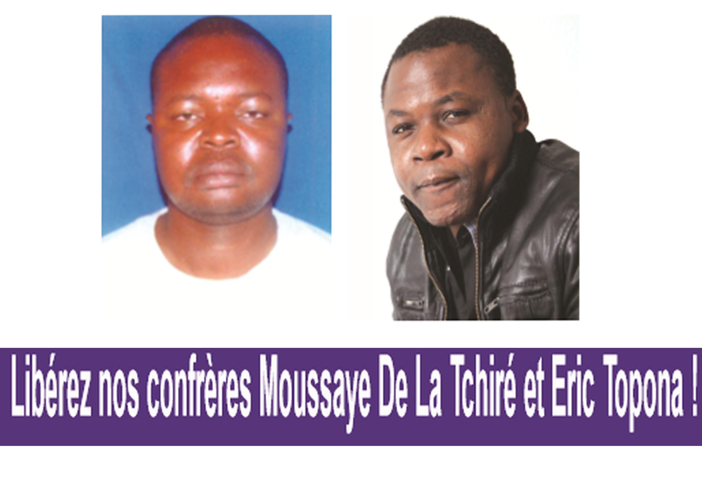 Tchad: la justice allège les charges contre les journalistes emprisonnés
