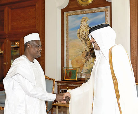 Tchad: Moussa Faki au Qatar pour réchauffer les relations entre les deux Etats