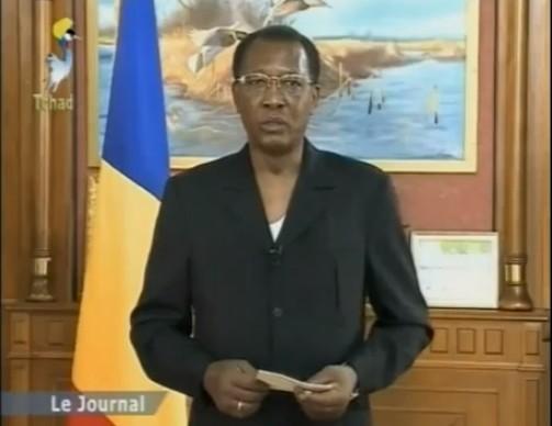 Tchad : le président Deby en Afrique du Sud pour participer à une réunion sur les crises en Afrique