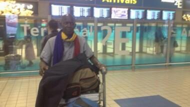Tchad: l'activiste et blogueur Makaila Nguebla s'exile en France