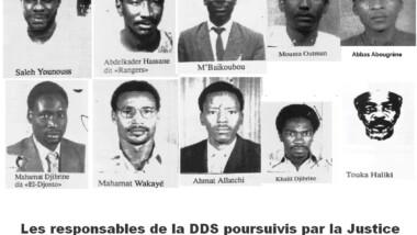 Tchad: la liste des responsables de la DDS poursuivis par la Justice