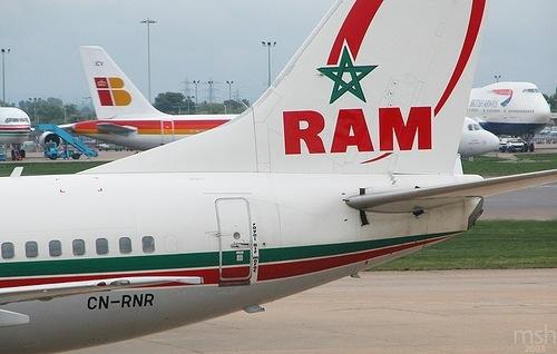 La Royal Air Maroc annonce son premier vol à destination de N'Djaména pour avril 2014