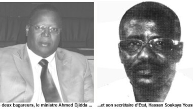 Tchad: coups de poing entre Ministre de la Santé et son Secrétaire d'etat