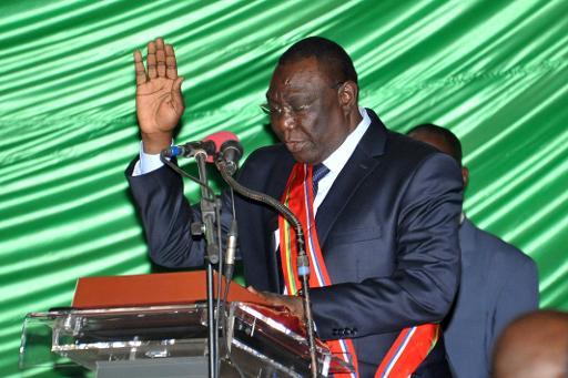 Congo : brève visite du président centrafricain de la transition à Brazzaville