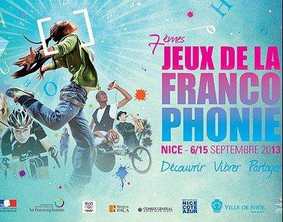 France: 55 pays vont participer aux 7èmes Jeux de la Francophonie à Nice