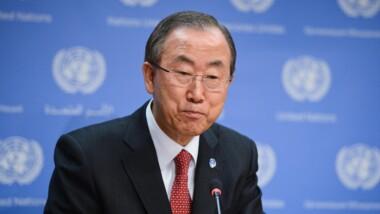 Ban Ki-moon condamne les attentats au Tchad