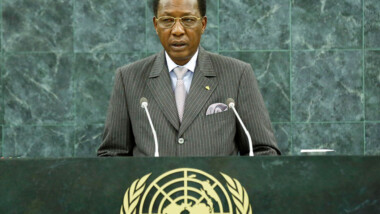 Tchad/Chine: le président Deby se félicite de leur excellente coopération
