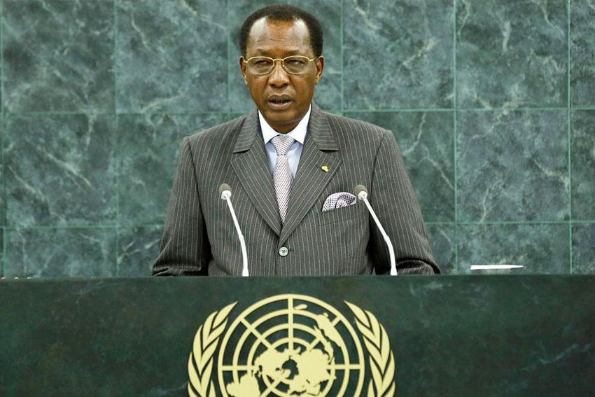 Tchad: Deby Itno et la RCA