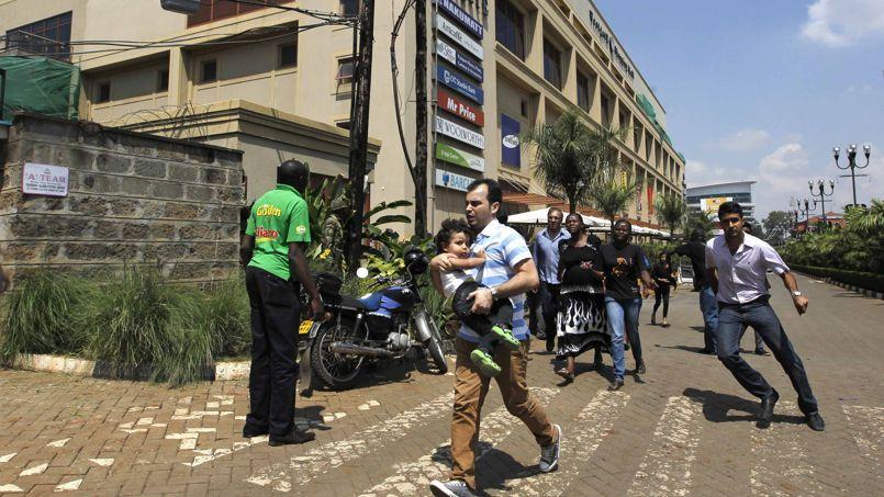 Kenya: l'attaque d'un centre commercial à Nairobi fait au moins 30 morts et des dizaines blessés