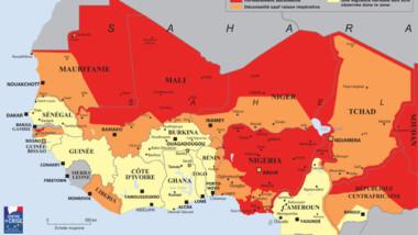 Le Sahel souffre du terrorisme