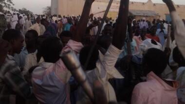 Tchad : les émeutes de Mao en images