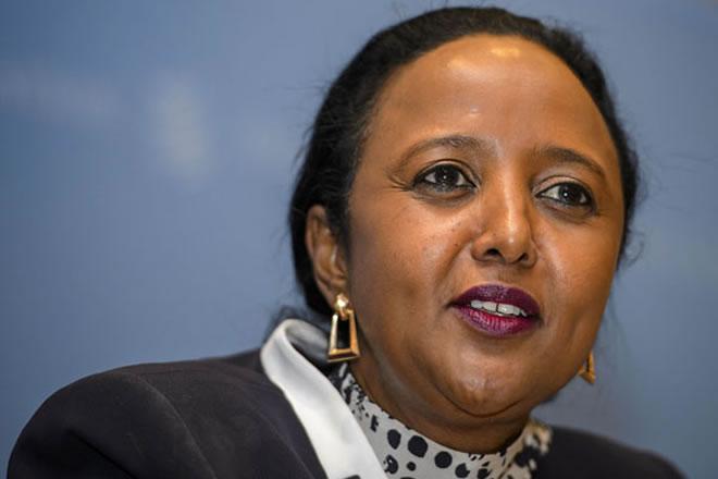 Les sommet de l'UA discutera des relations avec la CPI a déclaré Amina Mohamed ministre kényan des AE
