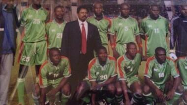 Finale de la Ligue de football de N'Djaména.