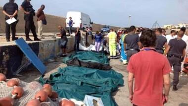 Tchad: deuil national en la mémoire des immigrés africains morts à Lampedusa