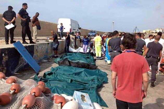 Tragédie de Lampedusa : le bilan s'alourdit à 194 morts