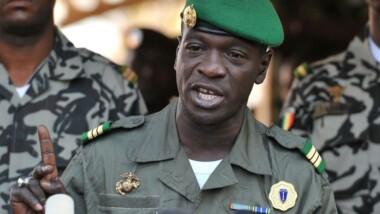 L'ex-putschiste Sanogo arrêté à Bamako