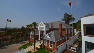 Inauguration de l'ambassade du Tchad en Afrique du Sud