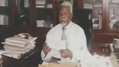 Tchad : obsèques du Dr Abderamane Almahi recteur de l'université Roi Faysal de N'Djamena