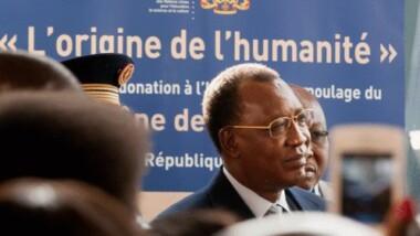 Le Tchad offre à l'Unesco une réplique du crâne de Toumaï