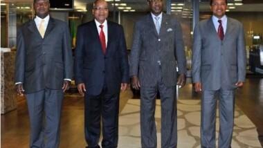 Des dirigeants africains discutent d'une force d'intervention rapide