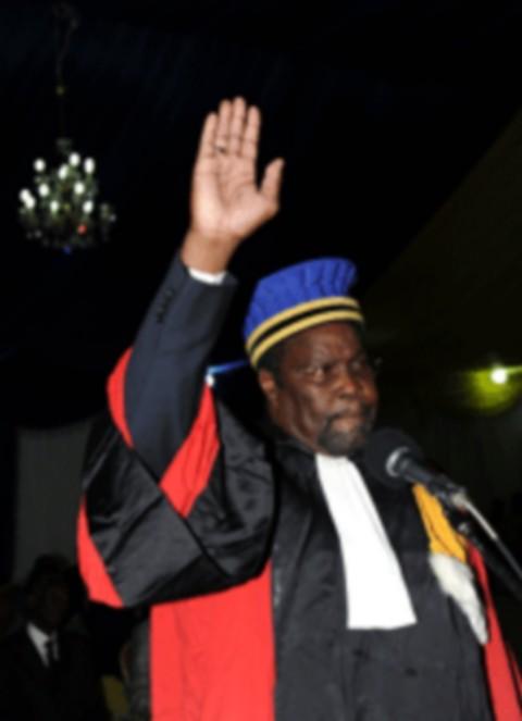 Tchad: Nagoum Yamassoum a prêté serment en tant que membre du Conseil Constitutionnel