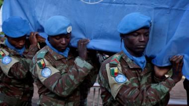 Cinq Casques bleus tchadiens tués lors d'une embuscade dans le nord Mali