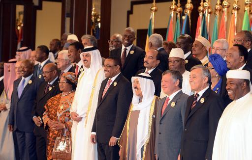 Sommet arabo-africain: coopération économique et anti-terroriste