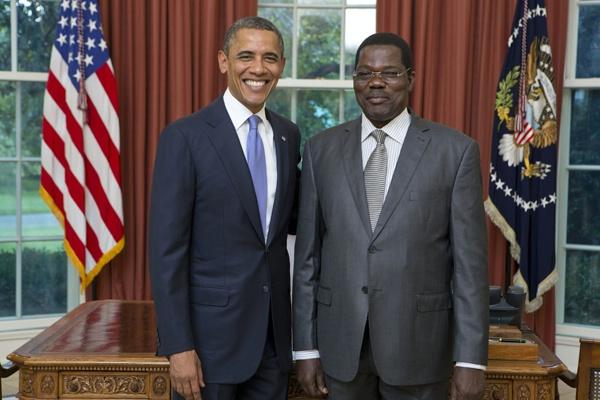 L'ambassadeur du Tchad rencontre la coordination du bureau Doing-Business de la BM