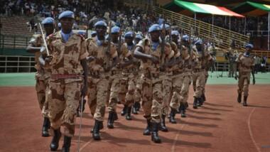 """Tchad : les ex-Casques bleus au Mali vont lancer une """"opération brûle béret ONU"""""""
