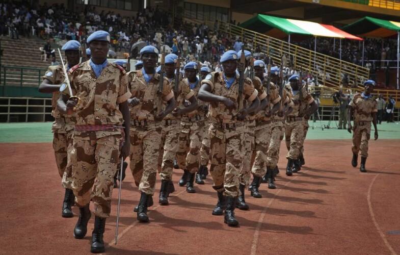 Mali : huit Casques bleus tchadiens tués dans une attaque